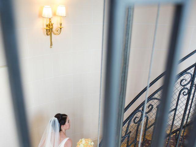 Le mariage de Jurg et Claudia à Paris, Paris 95