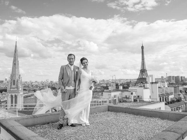 Le mariage de Jurg et Claudia à Paris, Paris 96