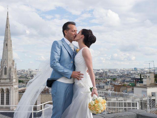 Le mariage de Jurg et Claudia à Paris, Paris 98