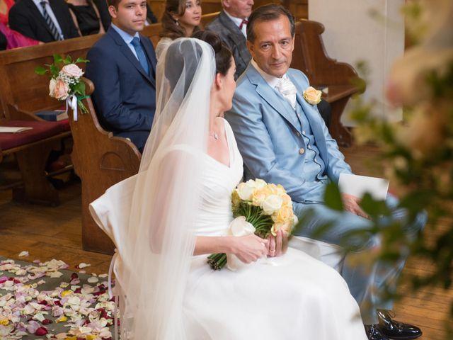 Le mariage de Jurg et Claudia à Paris, Paris 60