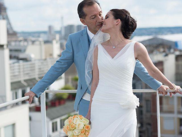 Le mariage de Jurg et Claudia à Paris, Paris 118