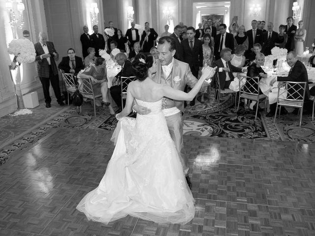 Le mariage de Jurg et Claudia à Paris, Paris 135