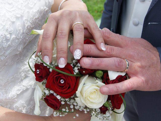 Le mariage de Steven et Sabrina  à Villeneuve-le-Comte, Seine-et-Marne 2