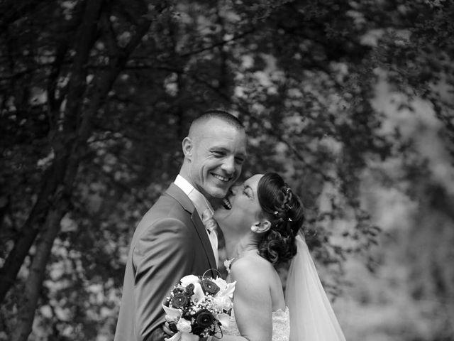 Le mariage de Steven et Sabrina  à Villeneuve-le-Comte, Seine-et-Marne 9
