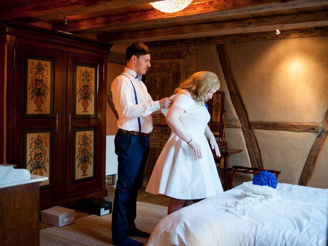 Le mariage de Fabien et Nathalie à Zimmersheim, Haut Rhin 7