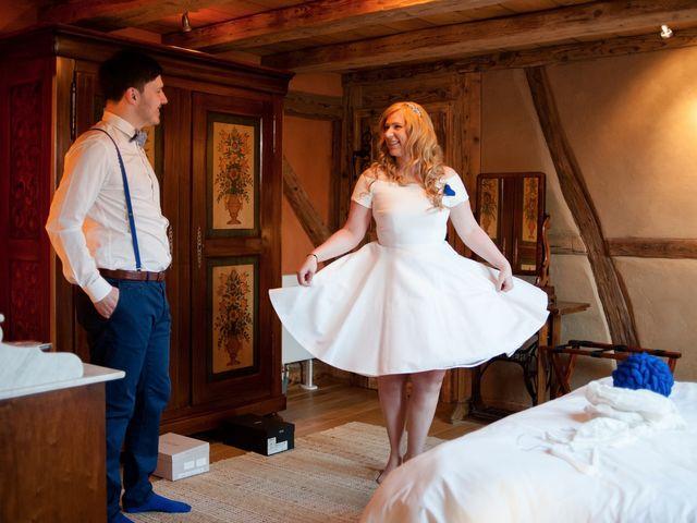 Le mariage de Fabien et Nathalie à Zimmersheim, Haut Rhin 8