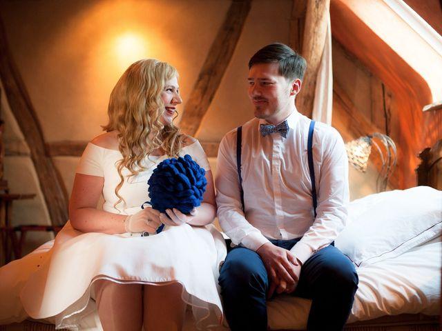 Le mariage de Fabien et Nathalie à Zimmersheim, Haut Rhin 17