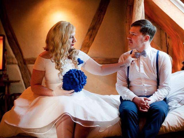 Le mariage de Fabien et Nathalie à Zimmersheim, Haut Rhin 21