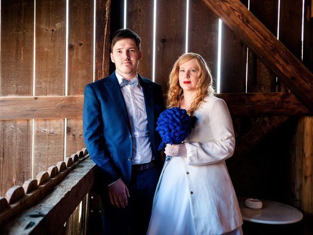 Le mariage de Fabien et Nathalie à Zimmersheim, Haut Rhin 30