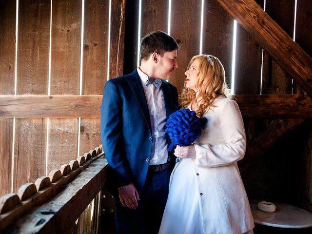 Le mariage de Fabien et Nathalie à Zimmersheim, Haut Rhin 31
