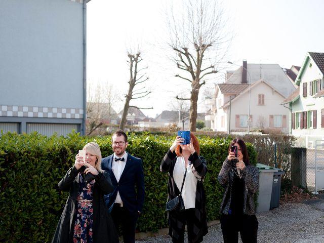 Le mariage de Fabien et Nathalie à Zimmersheim, Haut Rhin 38