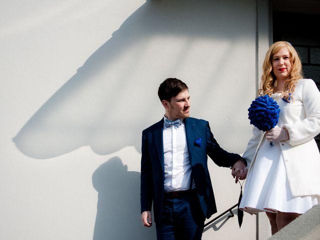 Le mariage de Fabien et Nathalie à Zimmersheim, Haut Rhin 39