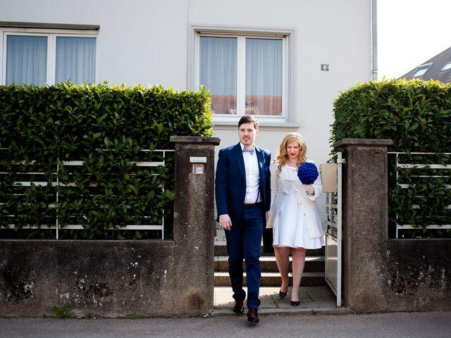 Le mariage de Fabien et Nathalie à Zimmersheim, Haut Rhin 40