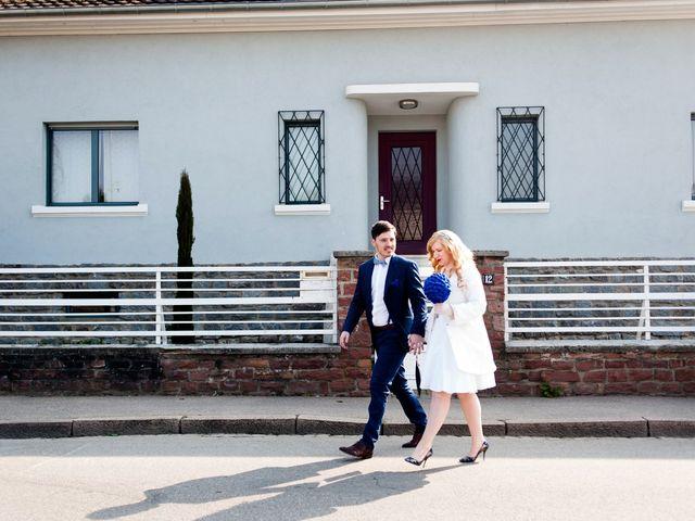 Le mariage de Fabien et Nathalie à Zimmersheim, Haut Rhin 41