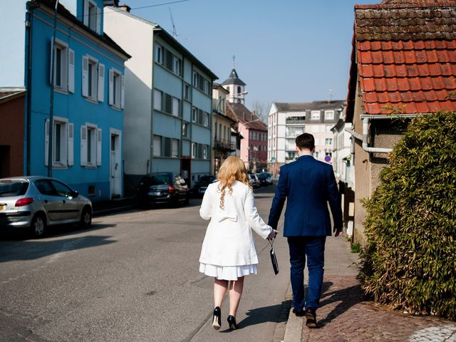 Le mariage de Fabien et Nathalie à Zimmersheim, Haut Rhin 42