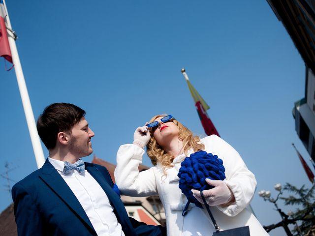 Le mariage de Fabien et Nathalie à Zimmersheim, Haut Rhin 45