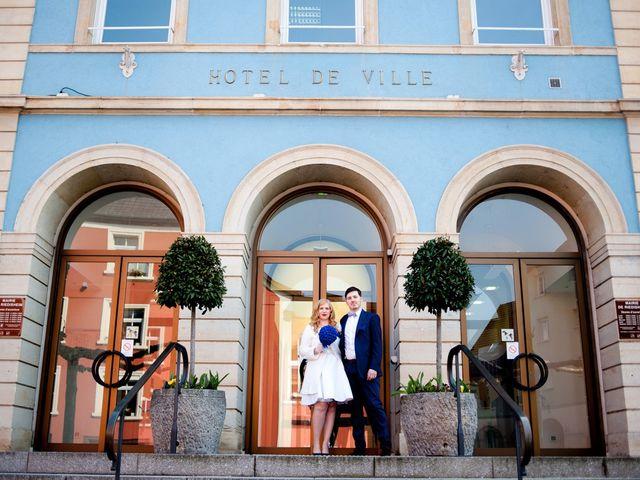Le mariage de Fabien et Nathalie à Zimmersheim, Haut Rhin 46