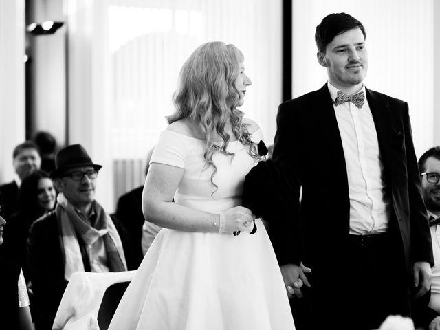 Le mariage de Fabien et Nathalie à Zimmersheim, Haut Rhin 49