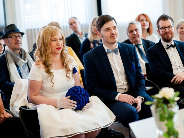 Le mariage de Fabien et Nathalie à Zimmersheim, Haut Rhin 55