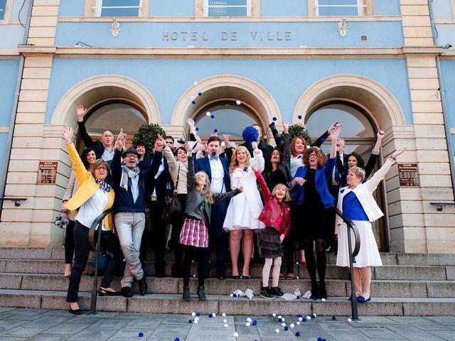 Le mariage de Fabien et Nathalie à Zimmersheim, Haut Rhin 57