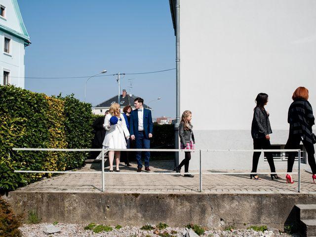 Le mariage de Fabien et Nathalie à Zimmersheim, Haut Rhin 59