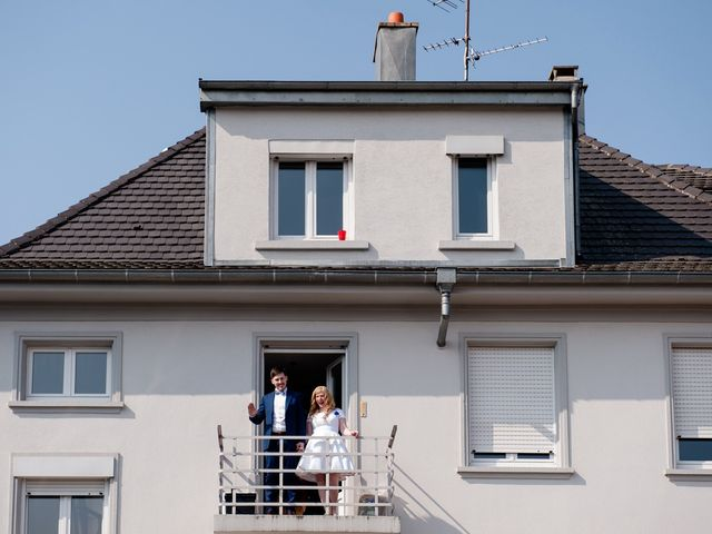 Le mariage de Fabien et Nathalie à Zimmersheim, Haut Rhin 63