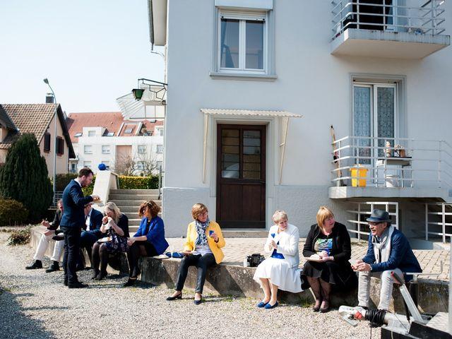 Le mariage de Fabien et Nathalie à Zimmersheim, Haut Rhin 72