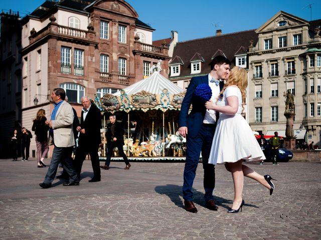 Le mariage de Fabien et Nathalie à Zimmersheim, Haut Rhin 82