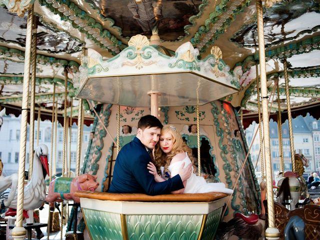 Le mariage de Fabien et Nathalie à Zimmersheim, Haut Rhin 85