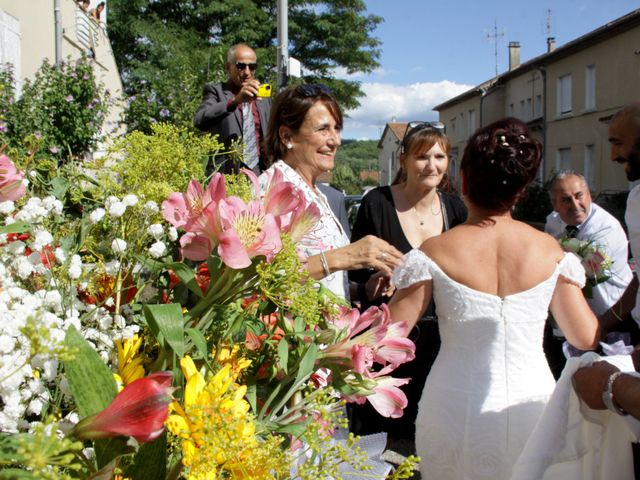 Le mariage de Dominique et Djaïda à Molières-sur-Cèze, Gard 13