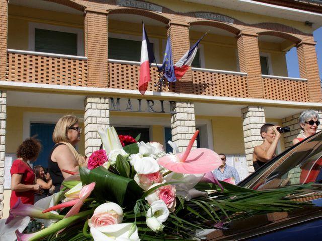 Le mariage de Dominique et Djaïda à Molières-sur-Cèze, Gard 14