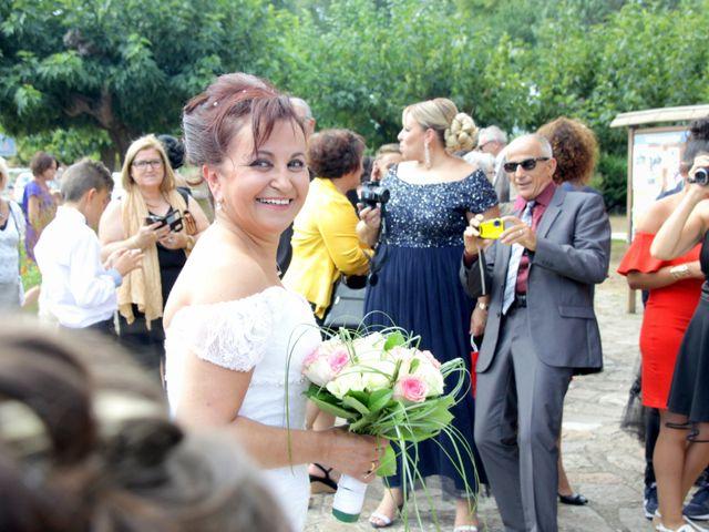 Le mariage de Dominique et Djaïda à Molières-sur-Cèze, Gard 17