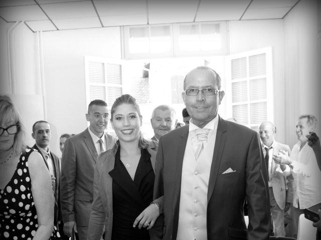 Le mariage de Dominique et Djaïda à Molières-sur-Cèze, Gard 20