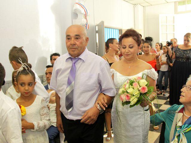 Le mariage de Dominique et Djaïda à Molières-sur-Cèze, Gard 22