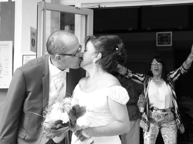 Le mariage de Dominique et Djaïda à Molières-sur-Cèze, Gard 40