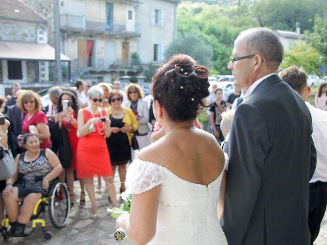 Le mariage de Dominique et Djaïda à Molières-sur-Cèze, Gard 41