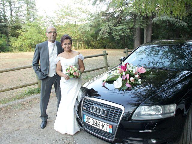 Le mariage de Dominique et Djaïda à Molières-sur-Cèze, Gard 52