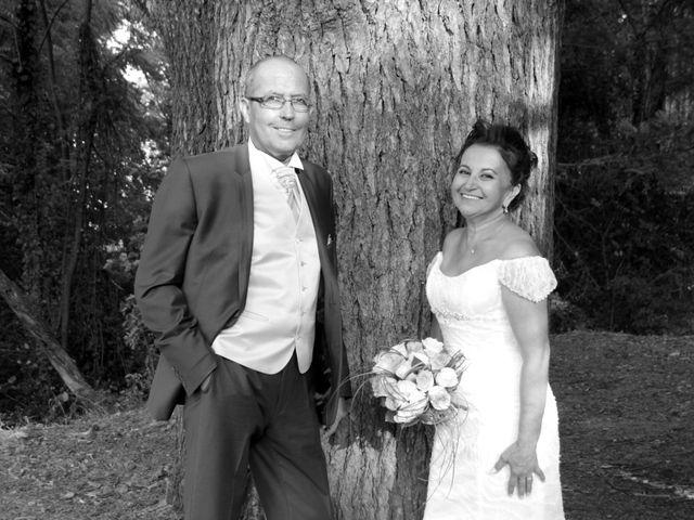 Le mariage de Dominique et Djaïda à Molières-sur-Cèze, Gard 56