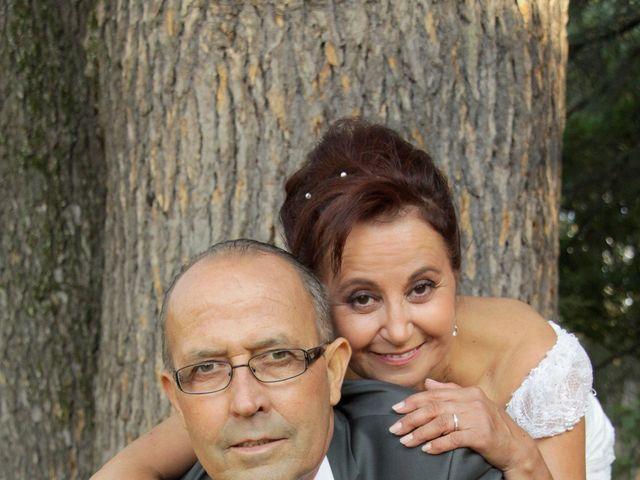 Le mariage de Dominique et Djaïda à Molières-sur-Cèze, Gard 59