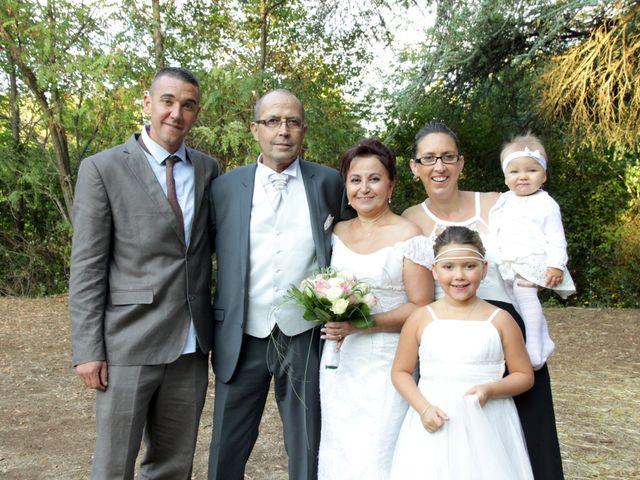 Le mariage de Dominique et Djaïda à Molières-sur-Cèze, Gard 70