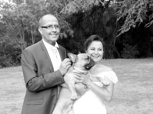 Le mariage de Dominique et Djaïda à Molières-sur-Cèze, Gard 75