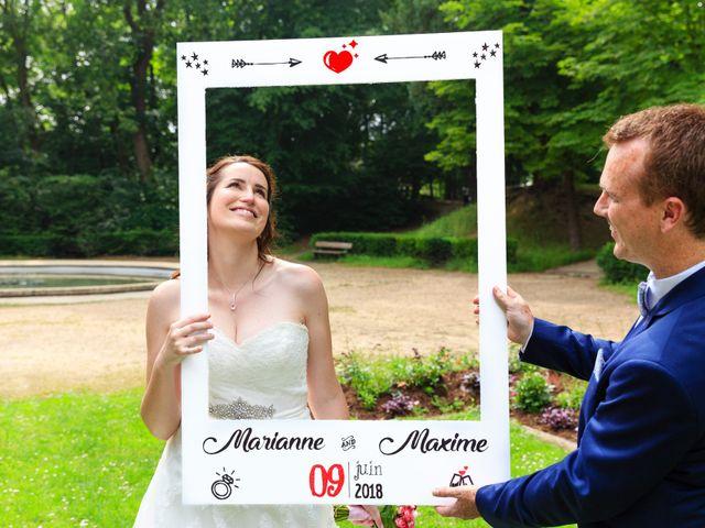 Le mariage de Maxime et Marianne à Pontoise, Val-d'Oise 8