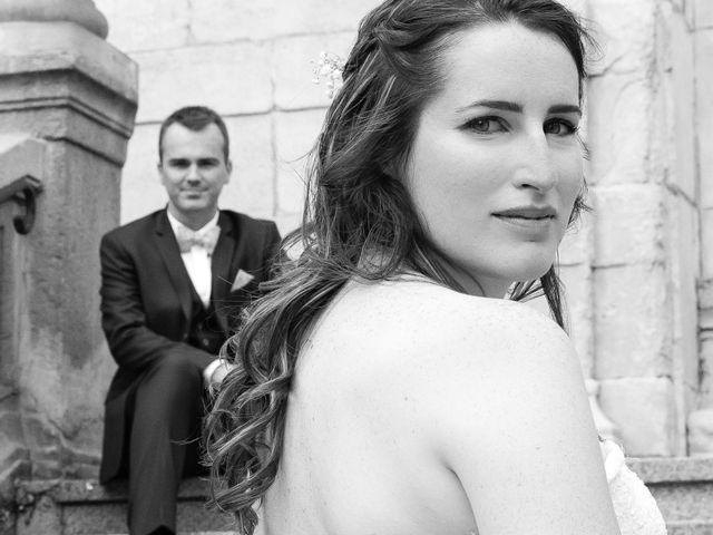 Le mariage de Maxime et Marianne à Pontoise, Val-d'Oise 1