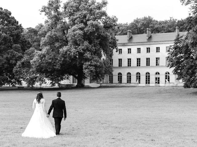Le mariage de Maxime et Marianne à Pontoise, Val-d'Oise 11