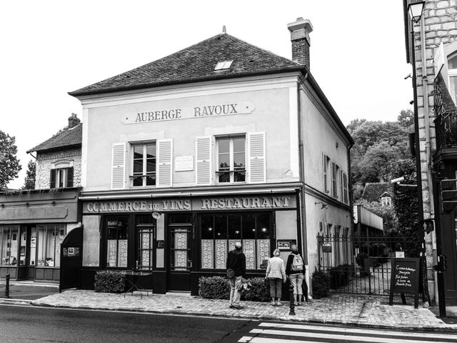 Le mariage de Maxime et Marianne à Pontoise, Val-d'Oise 15