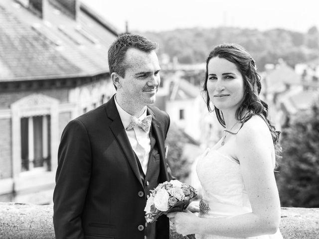Le mariage de Maxime et Marianne à Pontoise, Val-d'Oise 16