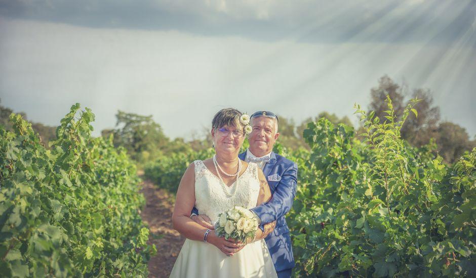 Le mariage de Dominique et Corinne à Gignac, Hérault