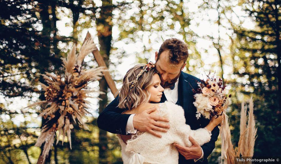 Le mariage de François et Elena à Geneuille, Doubs