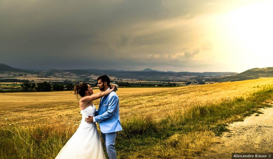Le mariage de Hugo et Florence à Cournon-d'Auvergne, Puy-de-Dôme