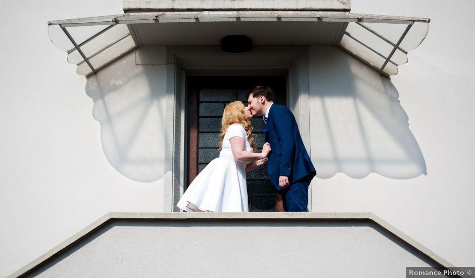 Le mariage de Fabien et Nathalie à Zimmersheim, Haut Rhin